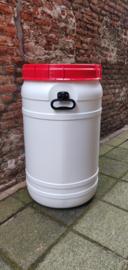 110 liter curtec schroefdeksel