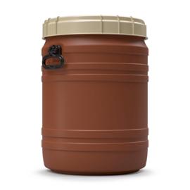 64 liter curtec zonder handvaten