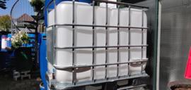 IBC 640 Liter gebruikt