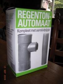 Regenton automaat