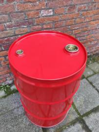 60 liter olievat rood