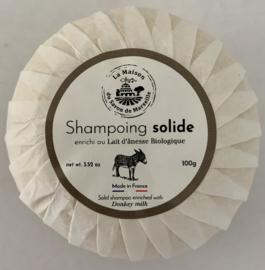 Shampoo Bar, Bio  Ezelinnen melk