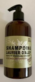 Alep zeep, shampoo
