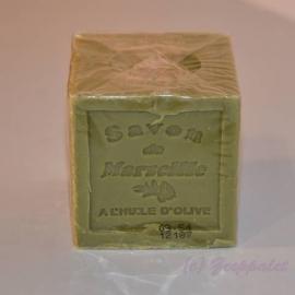 Blok Marseille zeep 300 gram Olive