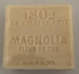 Magnolia/fleur de the, zonder palmolie