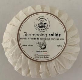 Shampoo Bar, Cocos olie