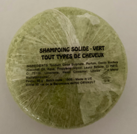 Shampoo Bar, alle haar types