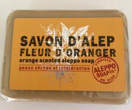 Savon d'Alep Fleur d'Oranger