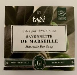 Savonette de Marseille, 100 gram, olijf Tade