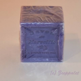 Blok Marseille zeep 300 gram Lavende