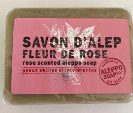 Vloeibare Alep zeep, roos