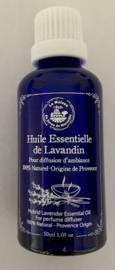 Essentiële olie, lavendel/lavandin