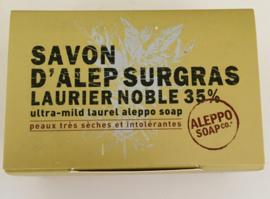 Savon d'Alep laurier Noble 35%