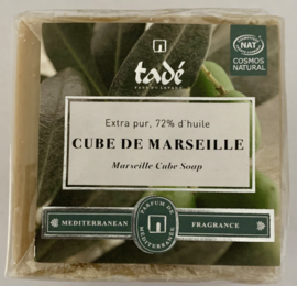 Blok Marseille zeep, 300 gram, Tadé