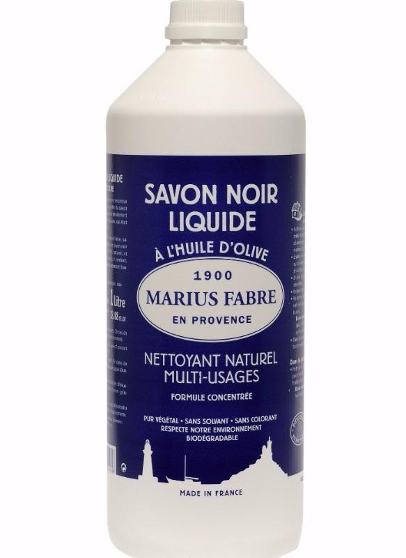 Lavoir Savon noir liquide in een liter fles