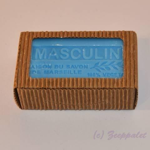 Masculin, 125 gram