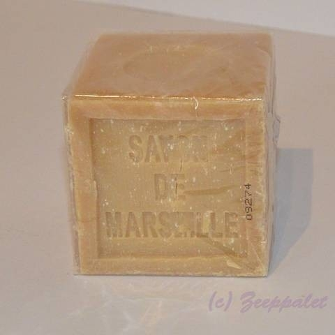 Blok Marseille zeep 300 gram naturel