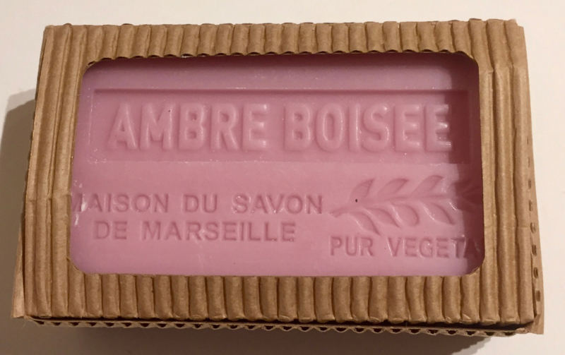 Ambre Boisée, 125 gram
