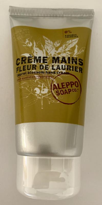 Crème Mains, Fleur de Laurier