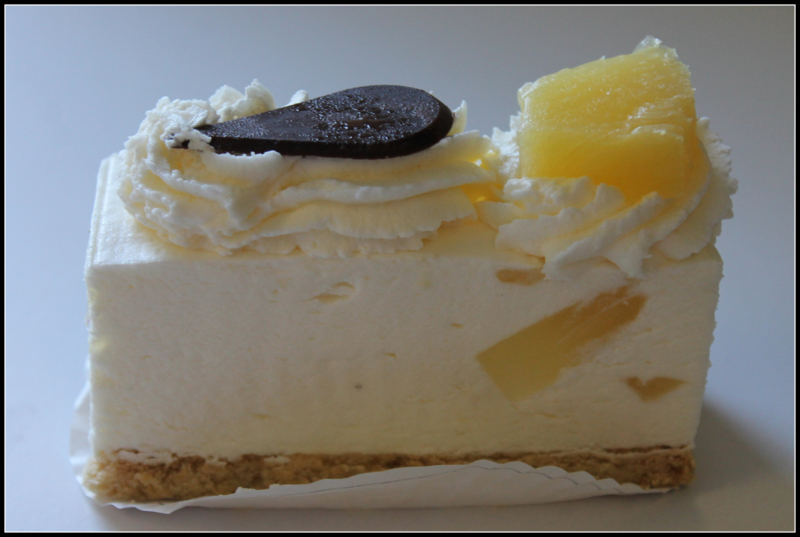 Glutenvrij Lactosevrij gebakje