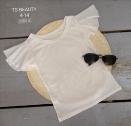 Shirtje  wit