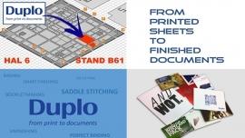 Verbreding van de Duplo product range vraagt om een grotere stand