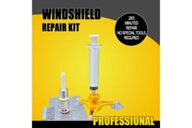 Doe-het-zelf autoruit reparatie kit professional