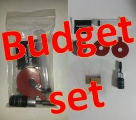 Budget set - Doe-het-zelf ruit reparatie kit