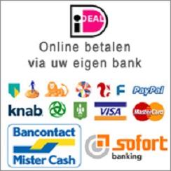 Online betaalmogelijkheden
