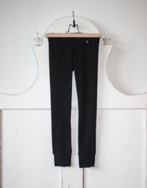 Leggings - CORDUROY BLACK