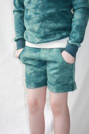 Shorts - TIE DYE BLUE