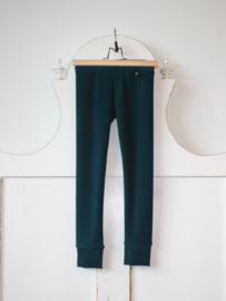 Leggings - CORDUROY PETROL