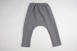 Harems - Cotton Muslin Grey