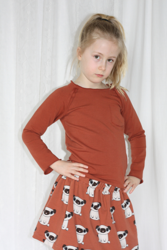 Skirt - PUGS RUSTY