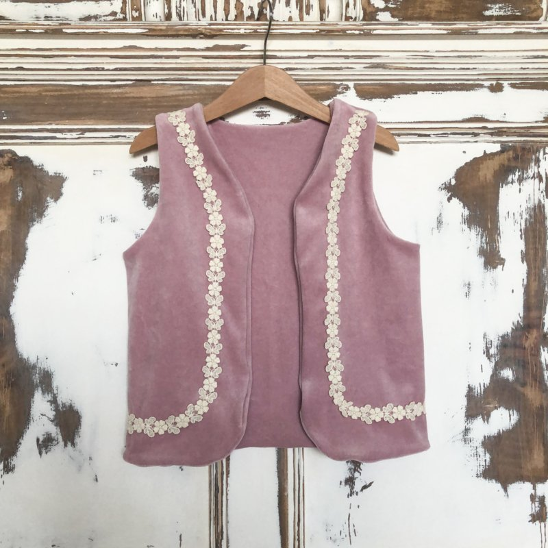 Gilet - BUTTERFLY PINK PANTHER