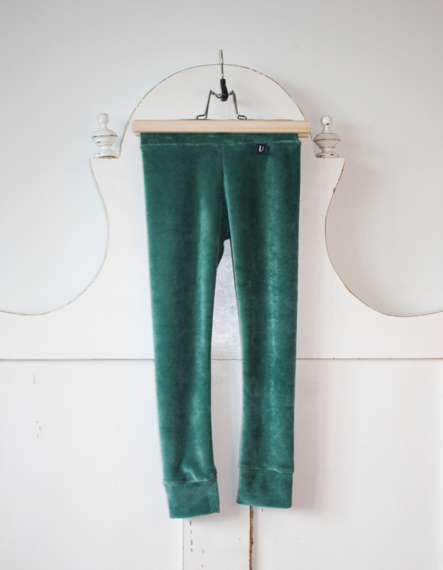 Leggings - VELVET SAFFIER