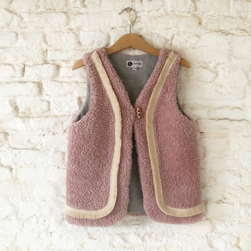 Gilet - PINK LOVE