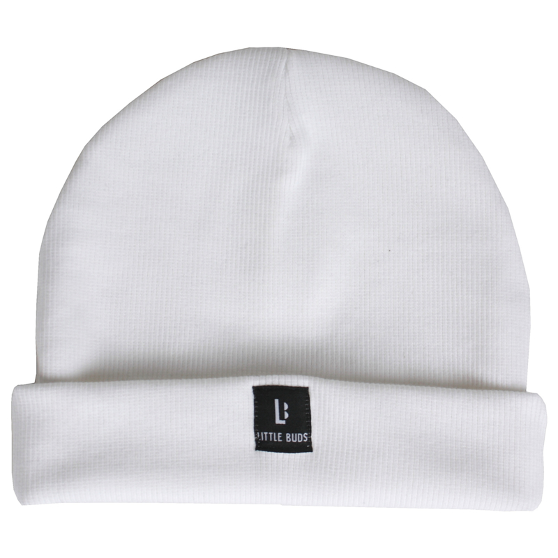 Sailor Beanie - WHITE