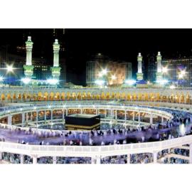 Fotobehang poster 2539 moskee mekka