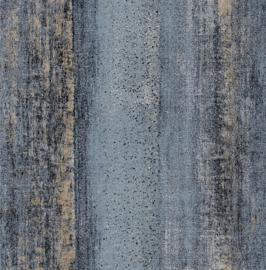 Walter WA2208 streep strepen blauw beige ( met gratis lijm )