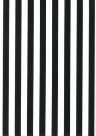 67103 strepen zwart wit
