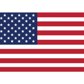 Fotobehang 2309 vlag USA stars & stripes