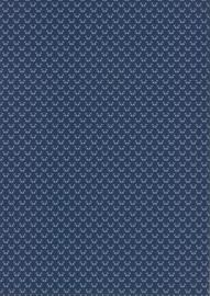 67101-3 pandabeer beertjes mini blauw