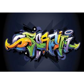 Fotobehang 409 graffiti 400 x 280
