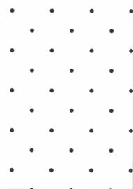 67105-3 stippen zwart wit