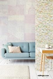 Eijffinger Masterpiece 358124 Tapestry vintage pastel
