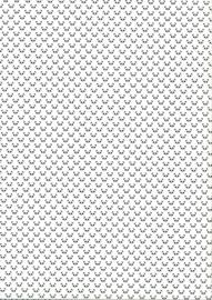 67101 pandaberen zwart wit mini baby kinder