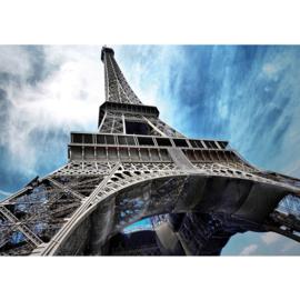 Fotobehang poster 0370 frankrijk parijs eiffeltoren
