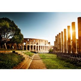 Fotobehang poster 0052 colosseum italie rome