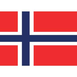 Fotobehang 2569 vlag noorwegen